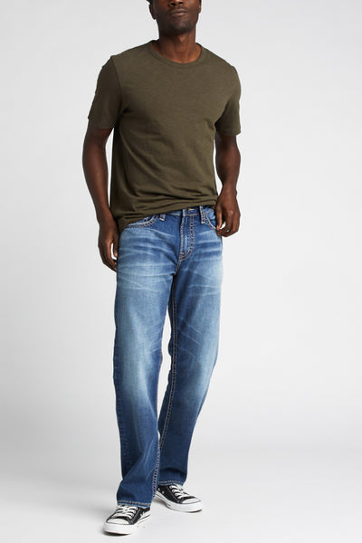 Hunter Athletic Fit Tapered Jeans - 32