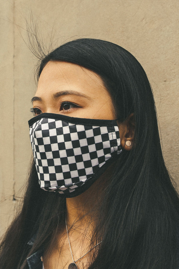Indy Face Mask - BLK