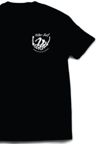 Killer Surf Tee - BLK