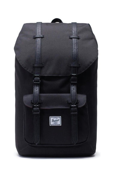 Little America Backpack - Black/Black