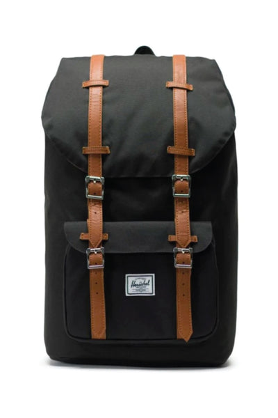Little America Backpack - Black Tan