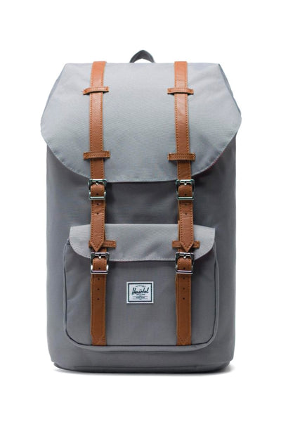 Little America Backpack - Grey/Tan