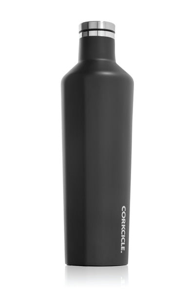 Matte Black Canteen 25Oz - MB