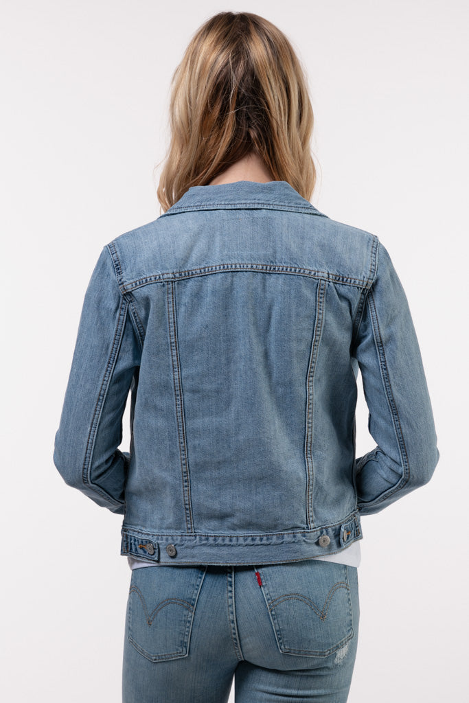Original Trucker Jacket  - 0026