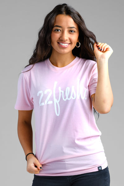 City Heights Pink Lemonde Tee - PNK
