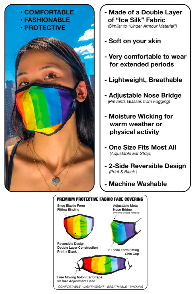 Playbook Face Mask - BLK