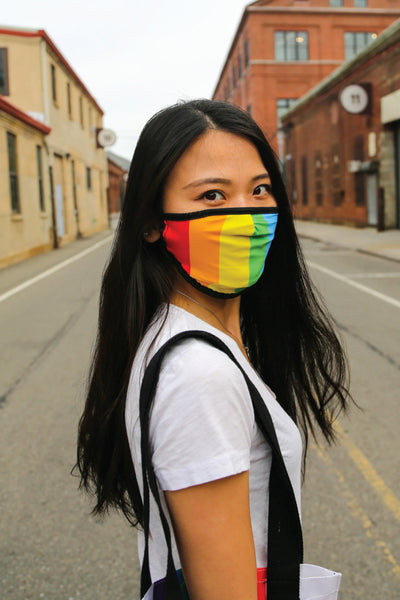 Pride Face Mask - MUL