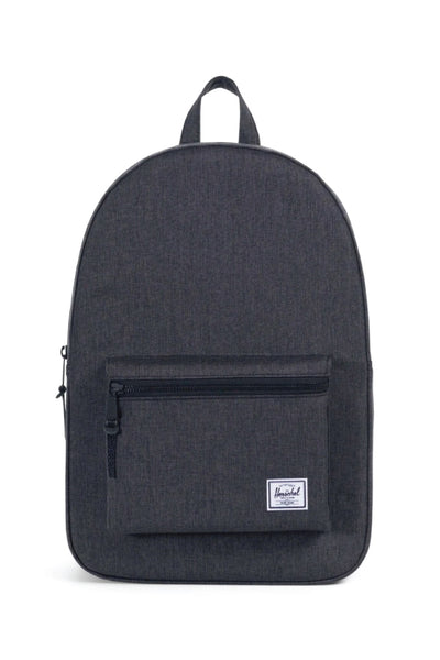 Settlement Backpack - Black Crosshatch/Black