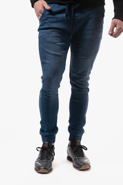 Shotgun Denim Jogger - DBL