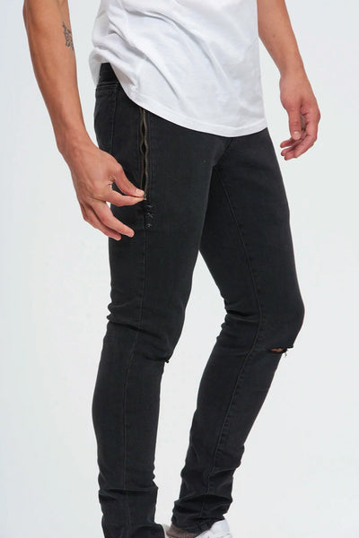 Skinny Essential Denim - GRA