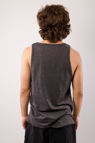 Solid Heather Tank - HBK