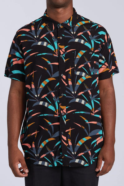 Sundays Floral Short Sleeve - BAA