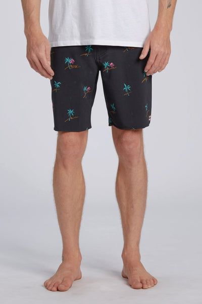 Sundays Mini Pro Boardshorts - NGT
