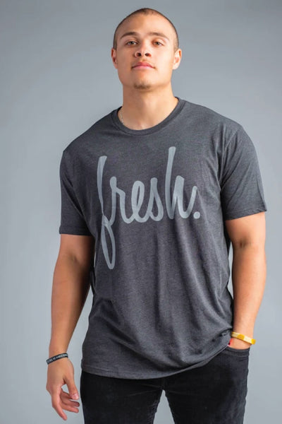 The Fresh Tee - GRY