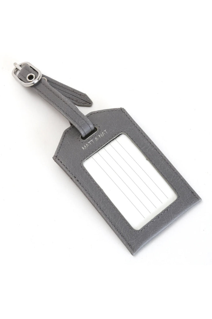 Trotter Luggage Tag - SHADOW