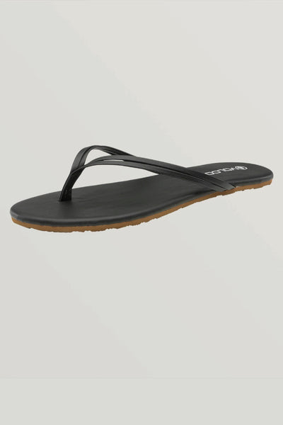 Wrapped Up Sandal - BLK