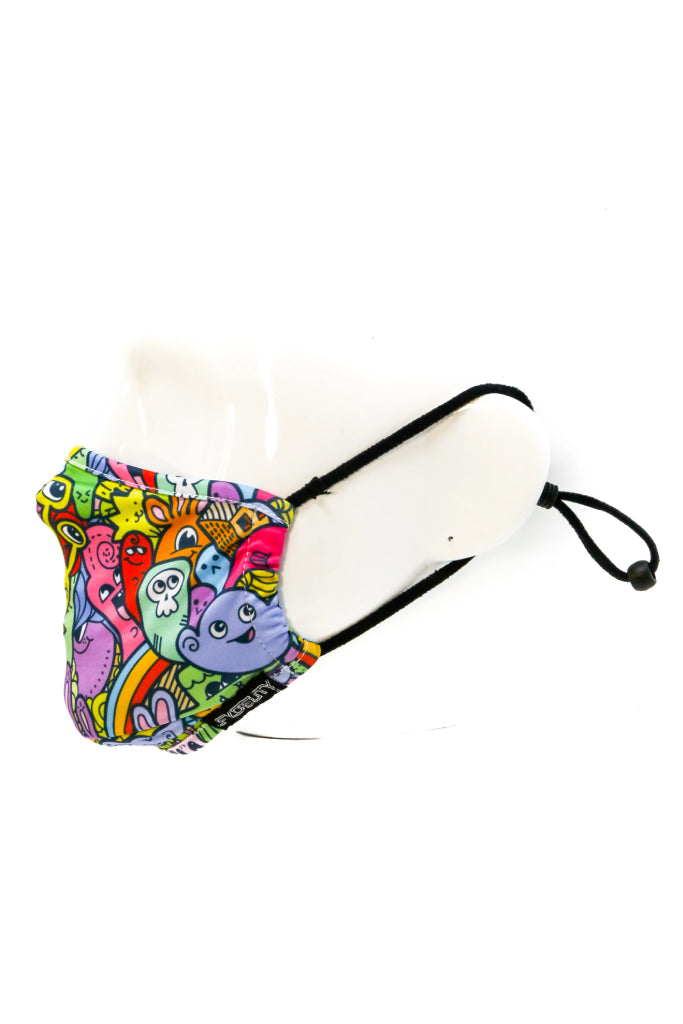 Youth Cup Of Bows Kids Face Mask - AST