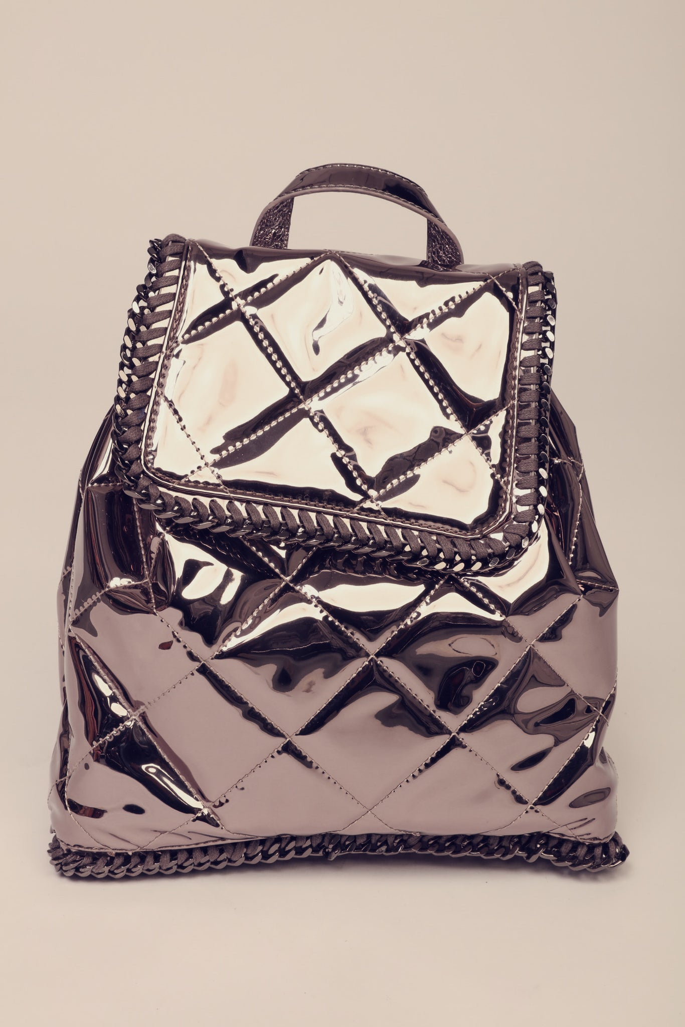 Metallic-Chix Backpack