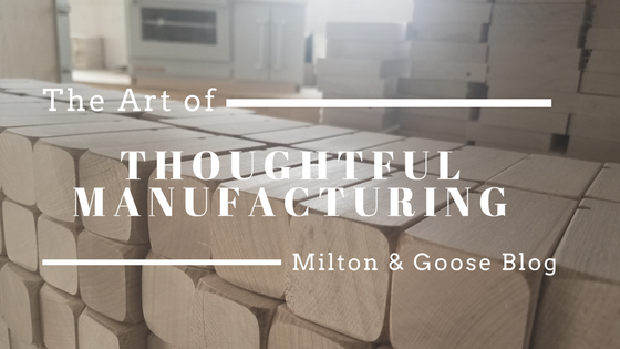 The Art of Thoughtful Manufacturing