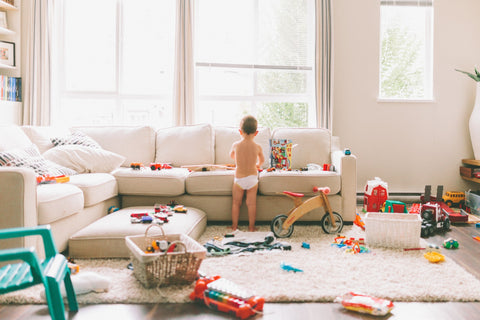 4 Ways To Maintain A Stylish And Chic Home With Kids – Milton & Goose