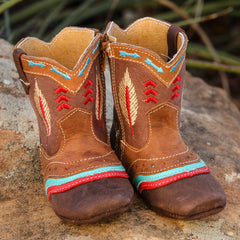 """Madox"" Indian Cowboy Boots"
