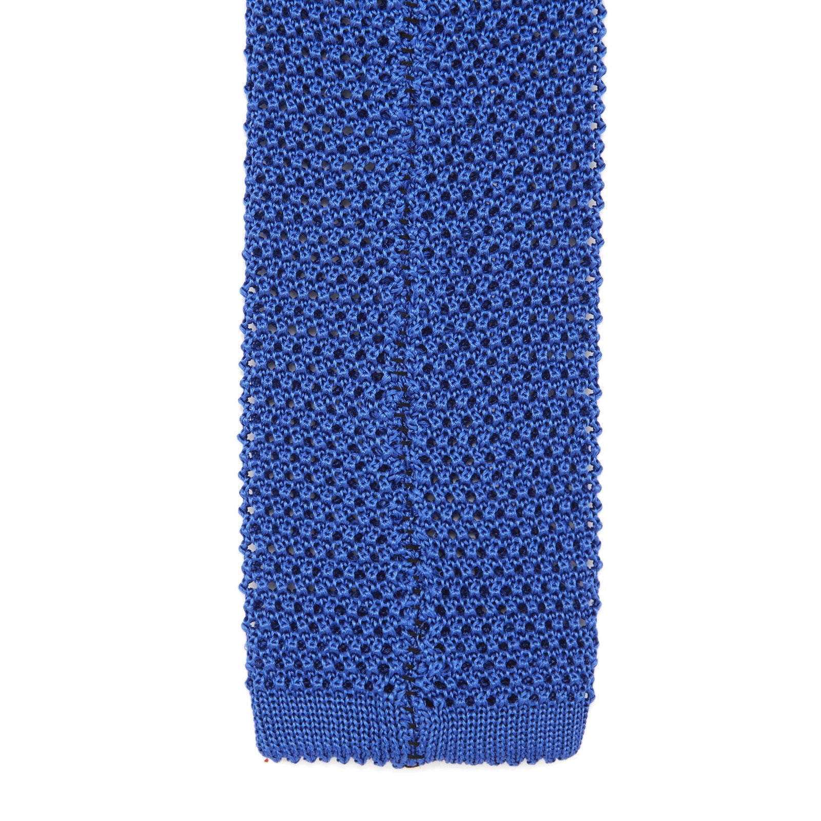 b5877f9177bb Turnbull & Asser Royal Blue Knitted Silk Tie - Crofton and Hall