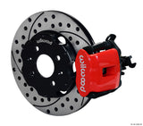 "Rear Kit - 11"" Combination Parking Brake Caliper Rear Brake Kit"