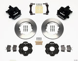 "Rear Kit - 12.19"" Combination Parking Brake Caliper Rear Brake Kit"