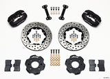 "11"" - Forged Dynalite Big Brake Front Brake Kit (Hat)"