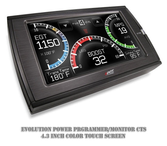 Diesel Evolution Power Programmer CTS (Large 4.3 inch Hi-Resolution Color TOUCH Screen)