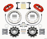 "Rear Kit - 12.88"" Forged Narrow Superlite 4R OE Parking Brake WRX 99-05  140-12878"