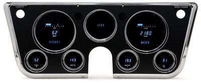1967 - 1972 Chevy/ GMC Pickup Digital Instrument System