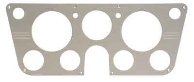 1967- 1972 Chevy pickup replacement billet aluminum instrument bezel CALD-67C-PU - $114