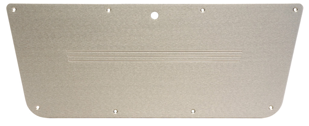 1967 - 1972 Chevy C10 pickup truck -  billet aluminum glove box cover CALG-67C-PU - $52