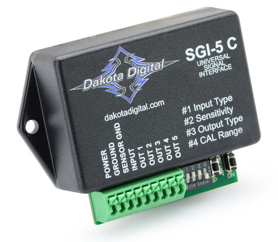 Dakota Digital - Universal Speedometer Signal Interface  SGI-5  -  $80.70