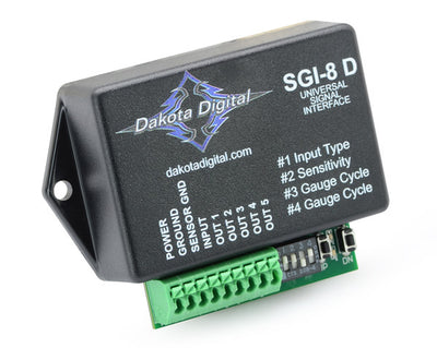 Dakota Digital Universal Tachometer Signal Interface SGI-8  -  $80.70