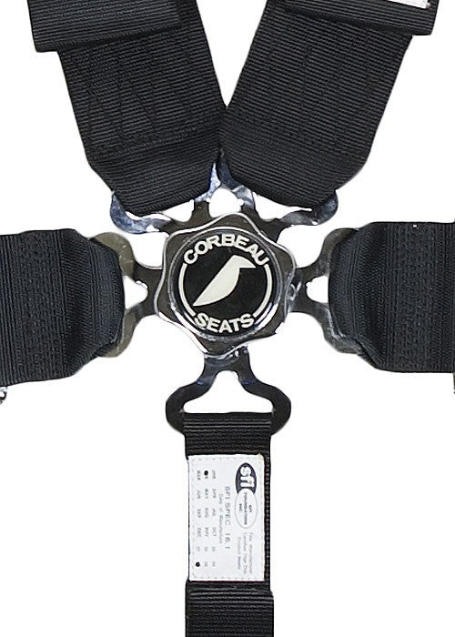 Corbeau - 5-Point Harness