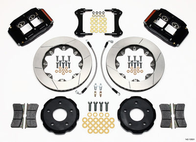 Race Kit - Superlite 4R Big Brake Front Brake Kit