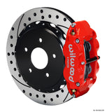 Rear Kit - Forged Narrow Superlite 4R OE Parking Brake