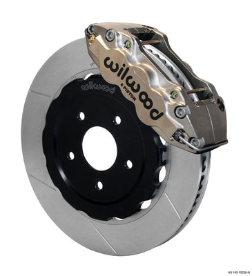 Race Kit - W6A Big Brake Front Brake Kit