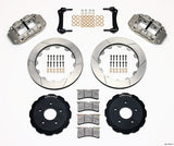 "Rear Race Kit - 12.88"" Forged Narrow Superlite 4R Big Brake Rear Brake Kit"