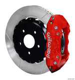 Rear Kit - W4A Big Brake Rear Brake Kit For OE Parking Brake