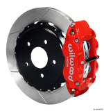 "Rear Kit - 12.88"" Forged Narrow Superlite 4R OE Parking Brake"