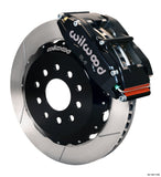 "Race Kit - 12.19"" W4A Big Brake Front Brake Kit"