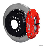 "Rear Kit - 12.88"" Forged Narrow Superlite 4R Rear Parking Brake Kit"