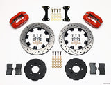 "12.19"" - Forged Dynalite Big Brake Front Brake Kit (Hat)"