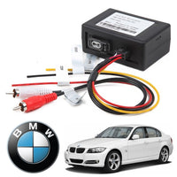 Eonon A0581 BMW MOST Decoder/Adapter for e90 3-Series with Fiber-Optics