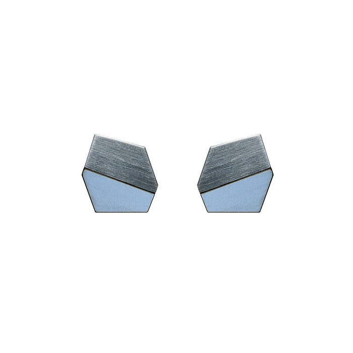 The Jonathan - Peaceful Blue Cufflinks
