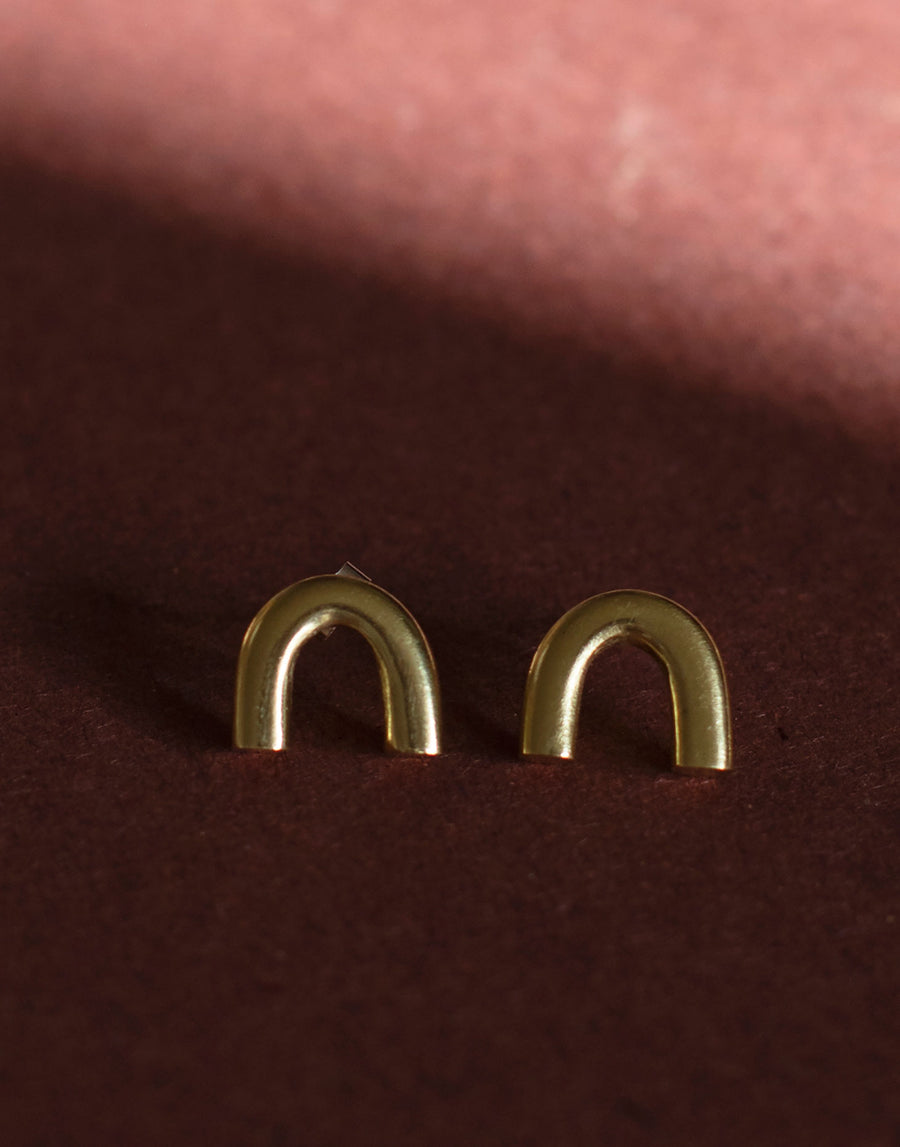 Arch Earrings