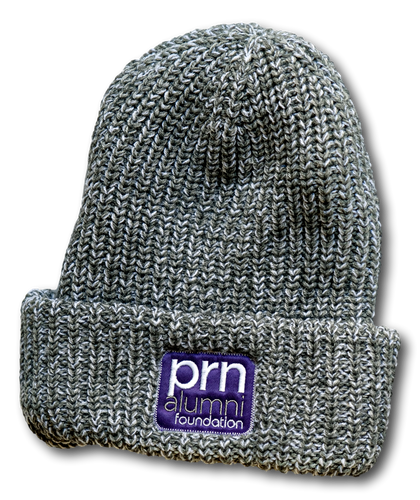 PRN Alumni Knit cap (Grey)